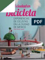 Libro Por Mi Ciudad en Bicicleta
