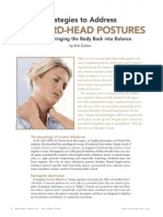 Article Forward Head Postures 2