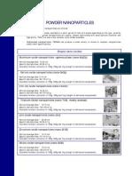 1_(Jun) Catalogue 2012 - Powders