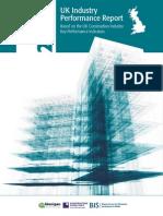 UK Construction Industry Key Performance Indicators
