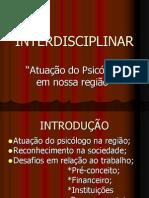 Inter Disciplina r