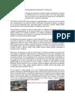 Asentamientos Urbanos y Rurales