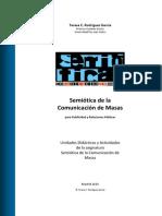 Semiotica de La Com de Masas (Estructuras Significantes)