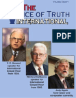 The Voice of Truth International, Volume 80