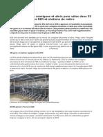 Déploiement de Consignes Et Abris Pour Vélos Dans 33 Gares RER Et Stations de Métro