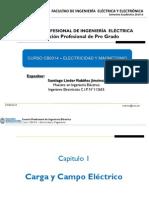 CB0314 Clase 1 Electricidad Magnetismo