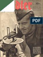 Der Adler - Jahrgang 1943 - Heft 22 - 26. Oktober 1943
