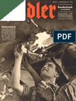 Der Adler - Jahrgang 1943 - Sonderdruck - 01. September 1943