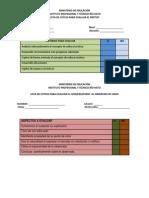 instrumentos para evaluar mis actividades 2014- julio