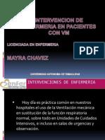 INTERVENCION DE ENFERMERIA EN PACIENTES CON VM.ppt