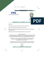 Livro Regras 2011 2012