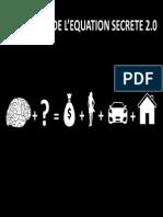 JR&M - Équation Secrète