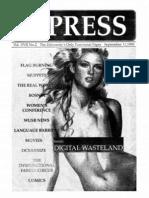 The Stony Brook Press - Volume 17, Issue 2