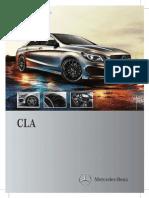 Ficha Técnica Mercedes-Benz CLA