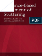 Evidence.based.treatment.of.Stuttering - EMPIRICAL BASES AND CLINICAL APPLICATIONS