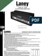 Laney VH100R Manual