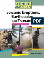 Mcollum 2007 Volcanic Eruptions Earthquakes and Tsunamis