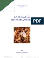 """La dona en la Francmaçoneria""  Fernando Domínguez"