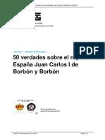 50 Verdades Sobre El Rey de Espana