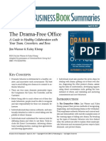 Drama Free Workplace