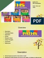 paths ppt slides