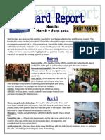 Newsletter March-June 2014
