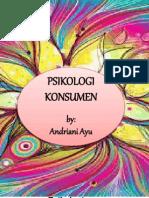 Psikologi Konsumen