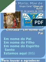 2009-01-01_-_Santa Maria, Mãe de Deus