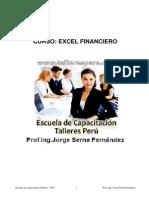 Libro de Excel Financiero