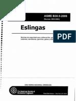 ASME B30.9-2006 - Eslingas.