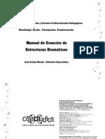 Manual Creacion Estructuras Dramaticas