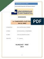 Ingenieria Electrica en El Perú