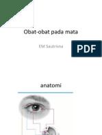 Obat-obat Pada Mata