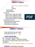 DINERO BANCA Inflac Comer Int 2012
