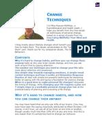 Change-Techniques