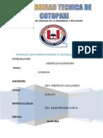 Informe de Coordinacion de Protecciones