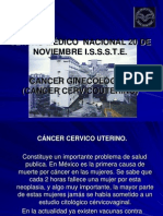Cancer Ginecologico Dr Rendon