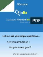 Finex Ppt1(Graduates Final)