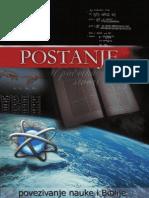 Postanje - povezivanje nauke i Biblije