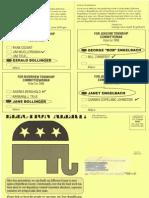 Engelbach Mailer JeffCo GOP 2012 Committee