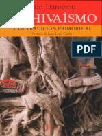 128968875 Danielou Alain El Shivaismo y La Tradicion Primordial PDF
