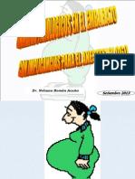 Fisiologia Del Embarazo e Implicancia en Anestesia.2013