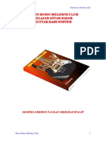 Guitar Base System New Book