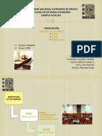 Estructura Ley de Amparo