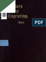 Modern Letter Engraving