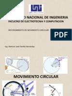 Movimiento Circular.reforzamiento