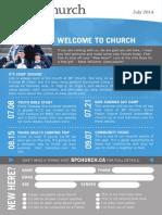 July 2014 Bulletin