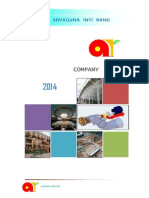 Company Profile Aryaguna Inti Ranu Hydro