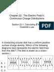 Clicker Chapter 22 physics