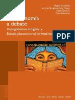 Araceli Burguete - La Autonomia a Debate